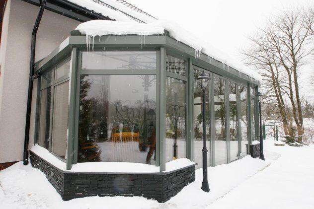 Ogrody zimowe