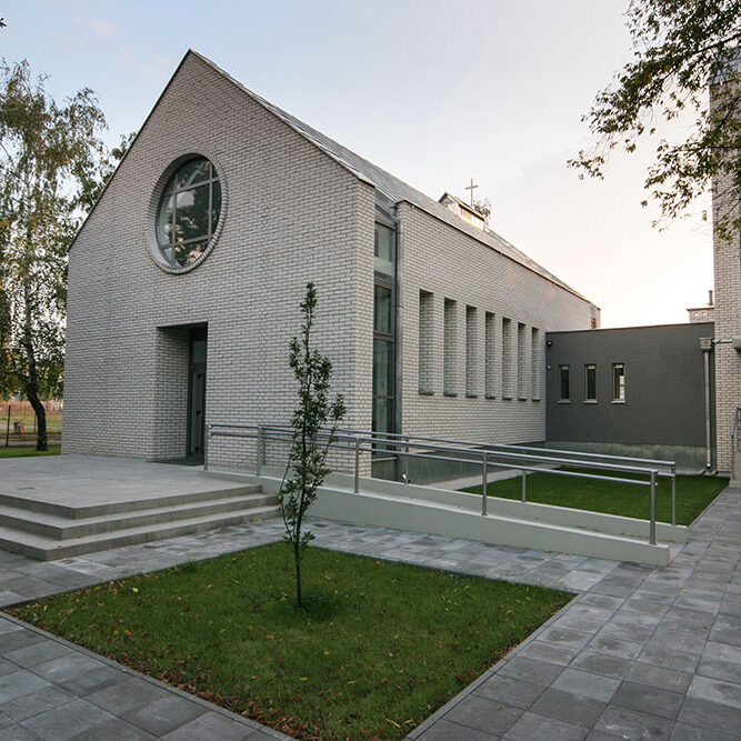 Kościół Warszawa